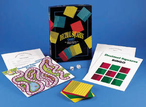 Decimal†Squares®Games